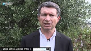 Salon professionnel-Rencontres Mobiles 2014, interview de Jean Pierre Hun