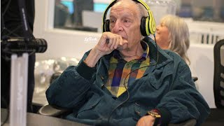 "Jerry Heller Listens to Ice Cube's ""No Vaseline"" On KDay's WLR Show 