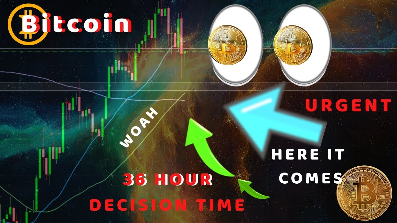 36 HOUR WINDOW!! BITCOIN ENTERS MOST IMPORTANT PRICE IN 2 MONTHS ~ THIS IS URGENT