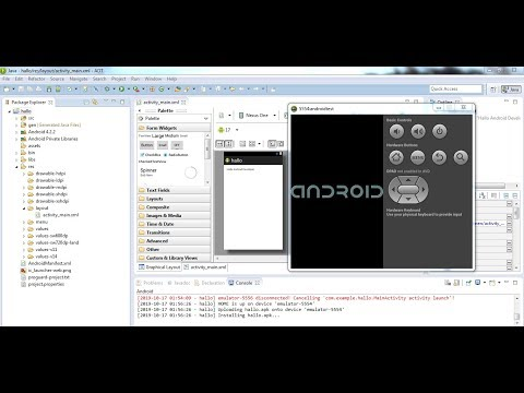 Install Eclipse And Android Development Tools