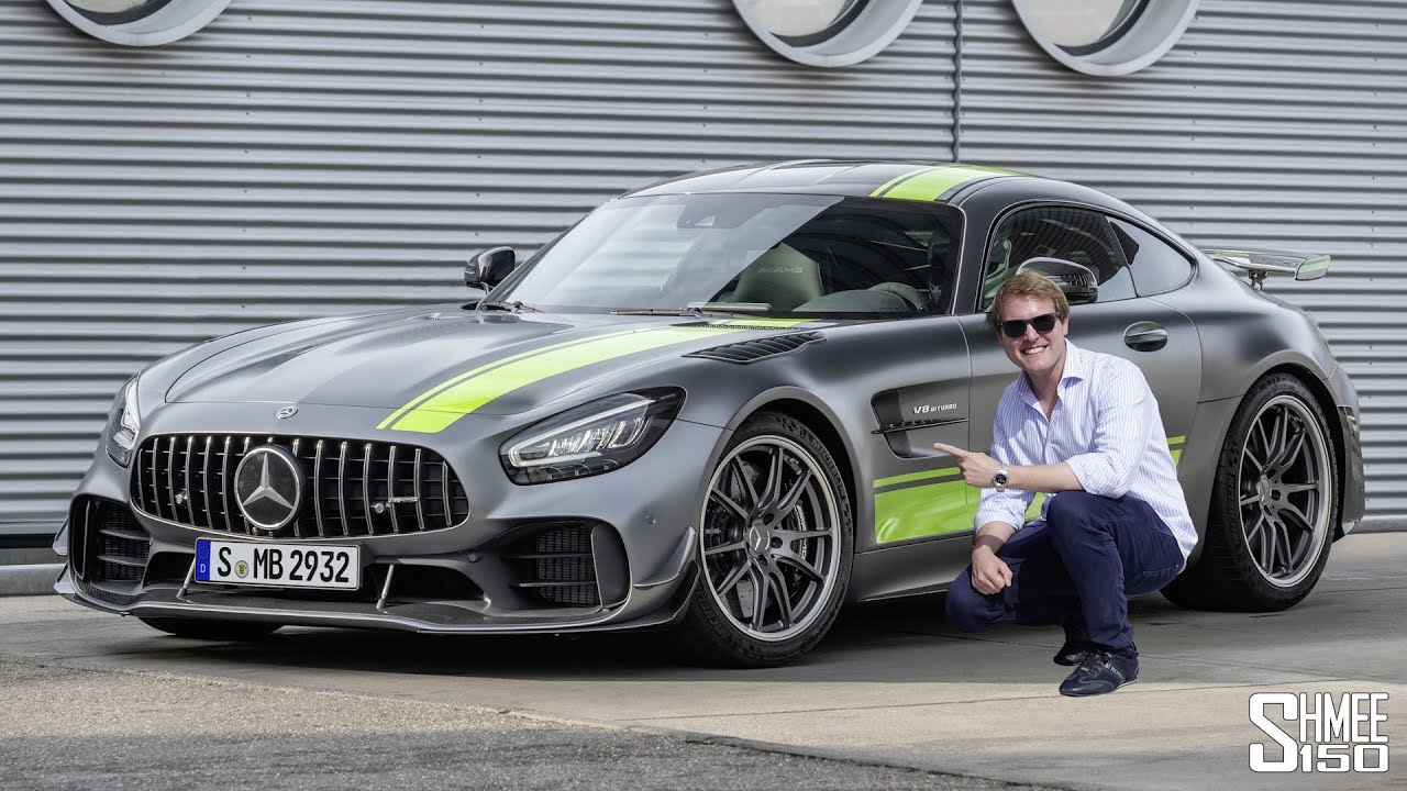 Mercedes Gtr Amg >> I've BOUGHT a New AMG GT R PRO! - YouTube