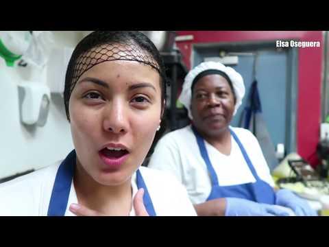 Trabajar en cocina de restaurante latino/ El precio de los verdes - Elsa Oseguera