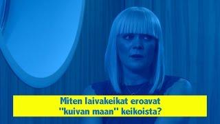 Anna Puu ja Vain elämää -kausi 2016