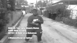 FAT BOY BOPPING TO