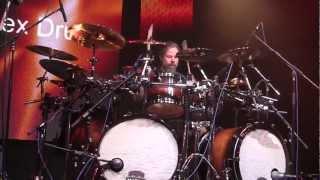 Chris Adler in HD - The Number Six [Musikmesse 2012 - 3/4]