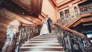 Очень красивое, нежное, необычное, стильное свадебное видео. Свадебный клип, Love Story. Свадьба.
