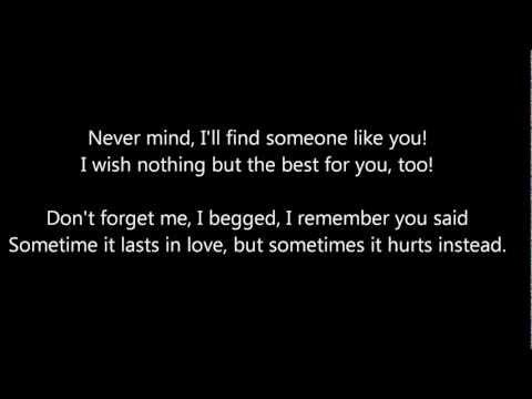 [HQ] Adele - Someone Like You (Lyrics + Download)