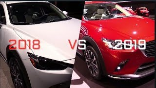 2018 VS 2019 Mazda CX 3 - What's the difference?