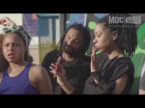 MDC Live Arts: Hip Hoppa Locka