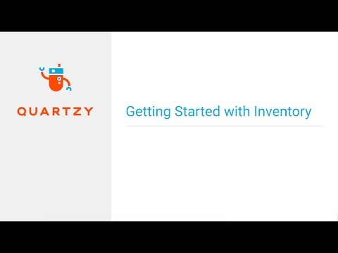 Quartzy Inventory: Getting Started Mp3