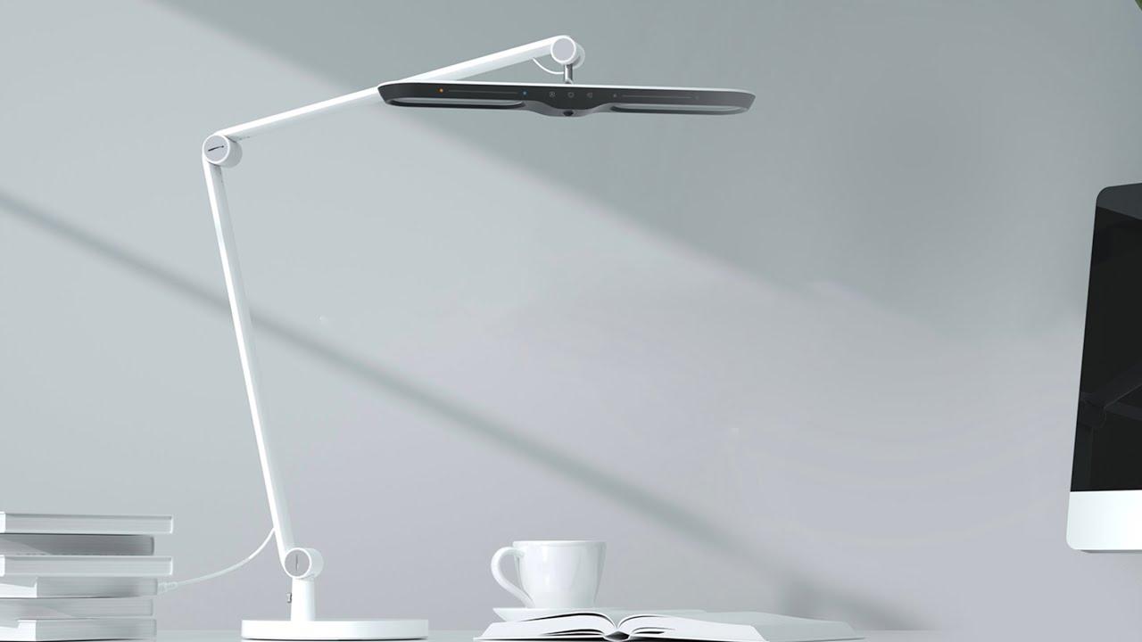 Xiaomi Yeelight Smart LED Desk Lamp V1 Pro asztali lámpa bemutató
