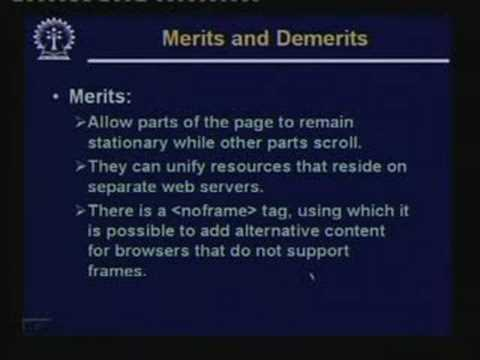 Lecture -15 HTML-Part-III