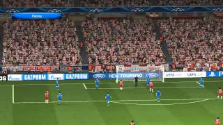 Pro Evolution Soccer PES 2014 PC Gameplay