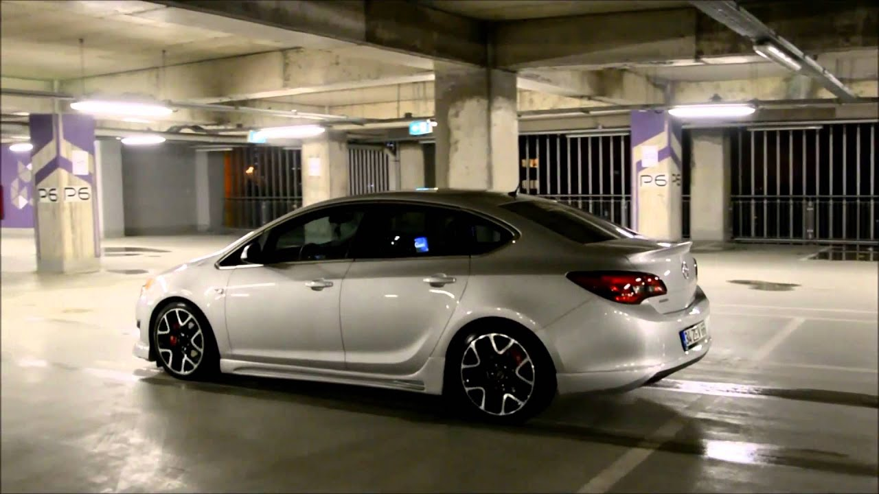 OPC Life Opel Astra J Team ZEV 66 - ZFG 34 - YouTube
