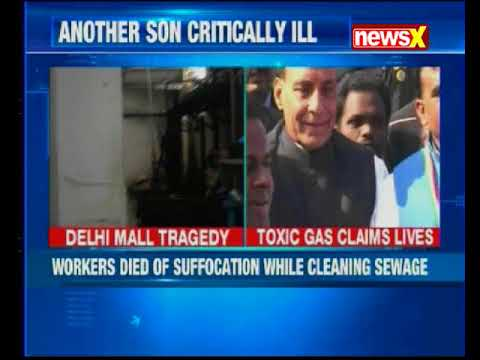 Two brothers die while cleaning 'septic tank' in east Delhi
