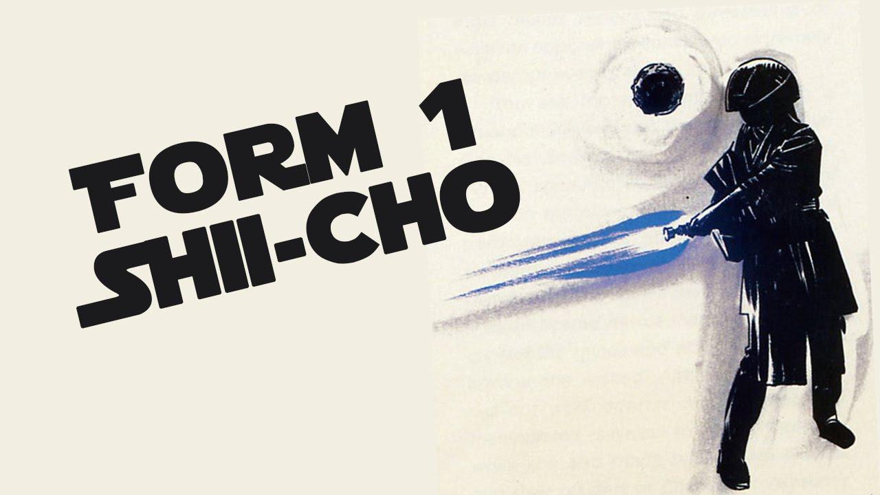 Shii-Cho (Form 1 Lightsaber Combat) - YouTube