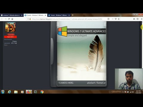 how to install windows 7 ultimate advanced 64bit - team os
