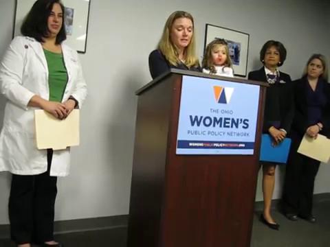 Ohio Women to Speak Out on AHCA