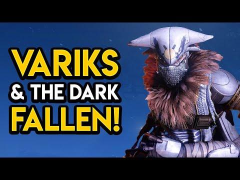 Destiny 2 - VARIKS & THE DARK FALLEN ON EUROPA!