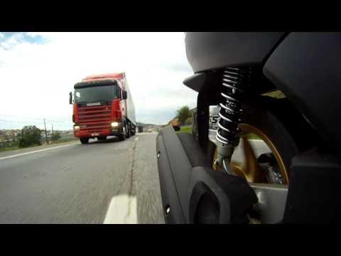 YSS G- EURO Action, PCX HONDA 150cc