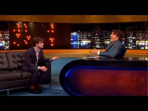 Daniel Radcliffe on The Jonathan Ross Show 21/01/12 - Part 2