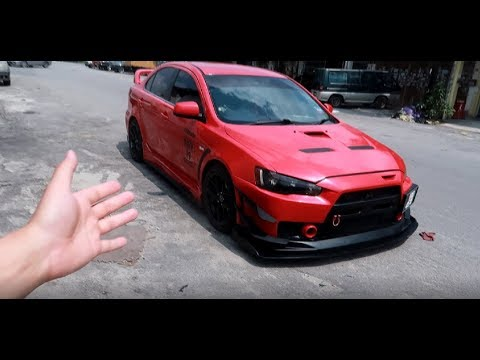 Checking Out Modified Cars In Malaysia!