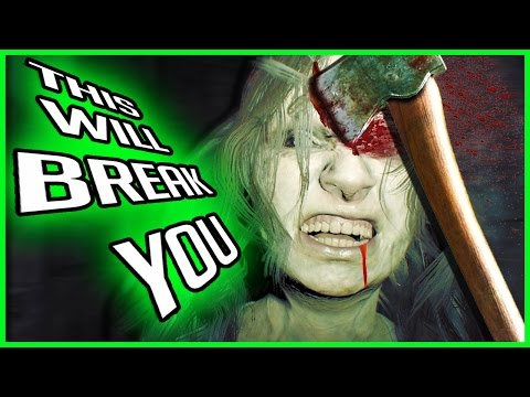 Resident Evil 7 🌟WHY WOULD SHE CHAINSAW ME THERE?!🌟 - Resident Evil 7 Gameplay Part 1 (re7)