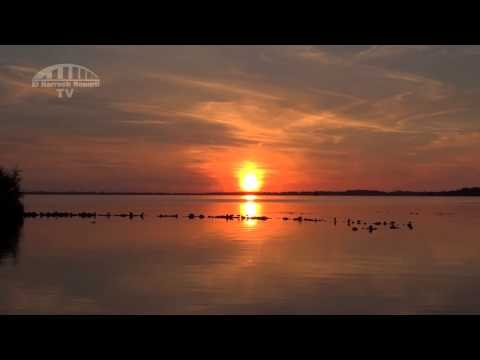 HD Nature - Sunset in Netherlands- Abou anas