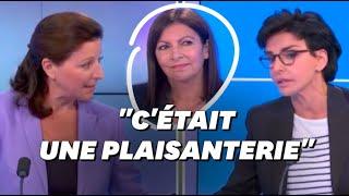 Municipales 2020 Paris: Lors Du Débat, Anne Hidalgo Face à La Guerre Agnès Buzyn / Rachida Dati
