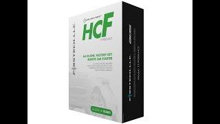 Game Changing Remote Start Technology   FT900S-HCF from iDatastart