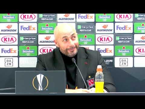 Rapid Wien 4-3 Dundalk FC | Post-Match Press Conference
