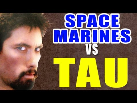 Space Marines vs Tau Warhammer 40k Battle Report - Banter Batrep Ep 62