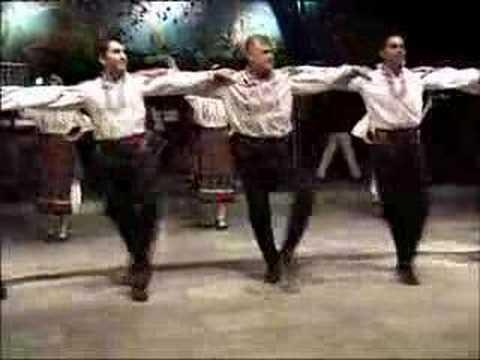 Bulgarie spectacle les danses traditionnelles Bulgares