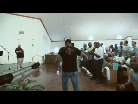 Aaron Neville - Performs at Angola Prison