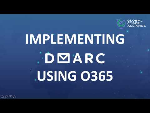 DMARC and Office365