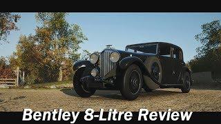 1931 Bentley 8-Litre Review (Forza Horizon 4)