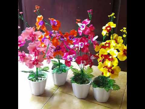 Bunga Akrilik Youtube