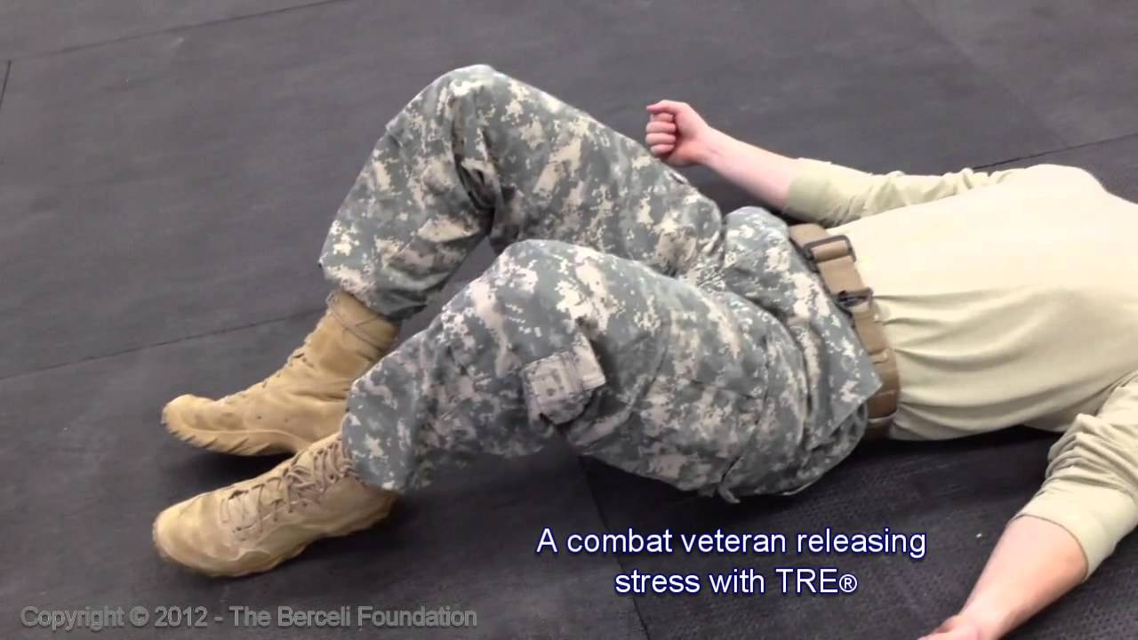 tre tension stress trauma release a revolutionary way to feel