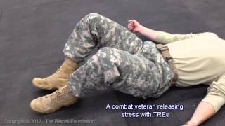 Tre®  Tension, Stress, Trauma Release     A Revolutionary Way To Feel Better
