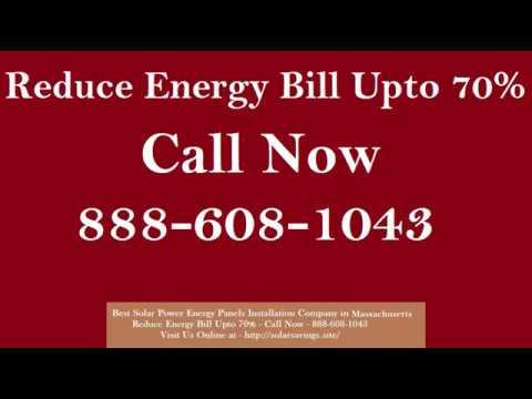 Best Solar Power (Energy Panels) Installation Company in Essex Massachusetts MA