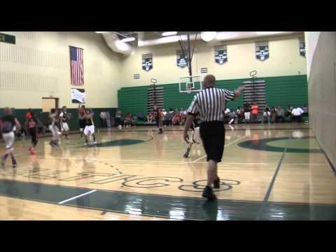 Elite Basketball 2014 - Dublin Jerome Game 1