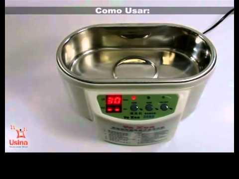 Limpieza con tina de ultrasonido laboratorio para lavar for Bano ultrasonidos laboratorio