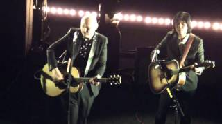 Smashing Pumpkins (with James Iha, acoustic) - MAYONAISE @ Ace 03-27-16 L.A.