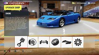 Forza Horizon 2 - 1992 Bugatti EB110 FASTEST CAR IN THE GAME