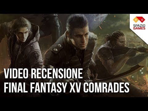 Final Fantasy XV: Compagni di battaglia, la Recensione