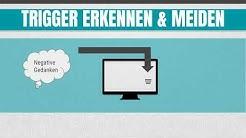 """Trigger erkennen + Deine Suchtpersönlichkeit / Onlinekurs bei Essstörungen - """"Deine Kampfansage"""" 2-1"""