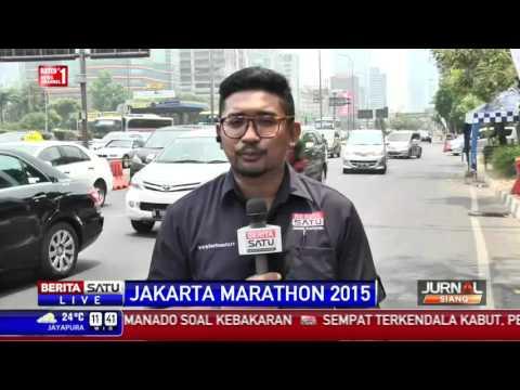 5 Pemenang Jakarta Marathon Diumumkan