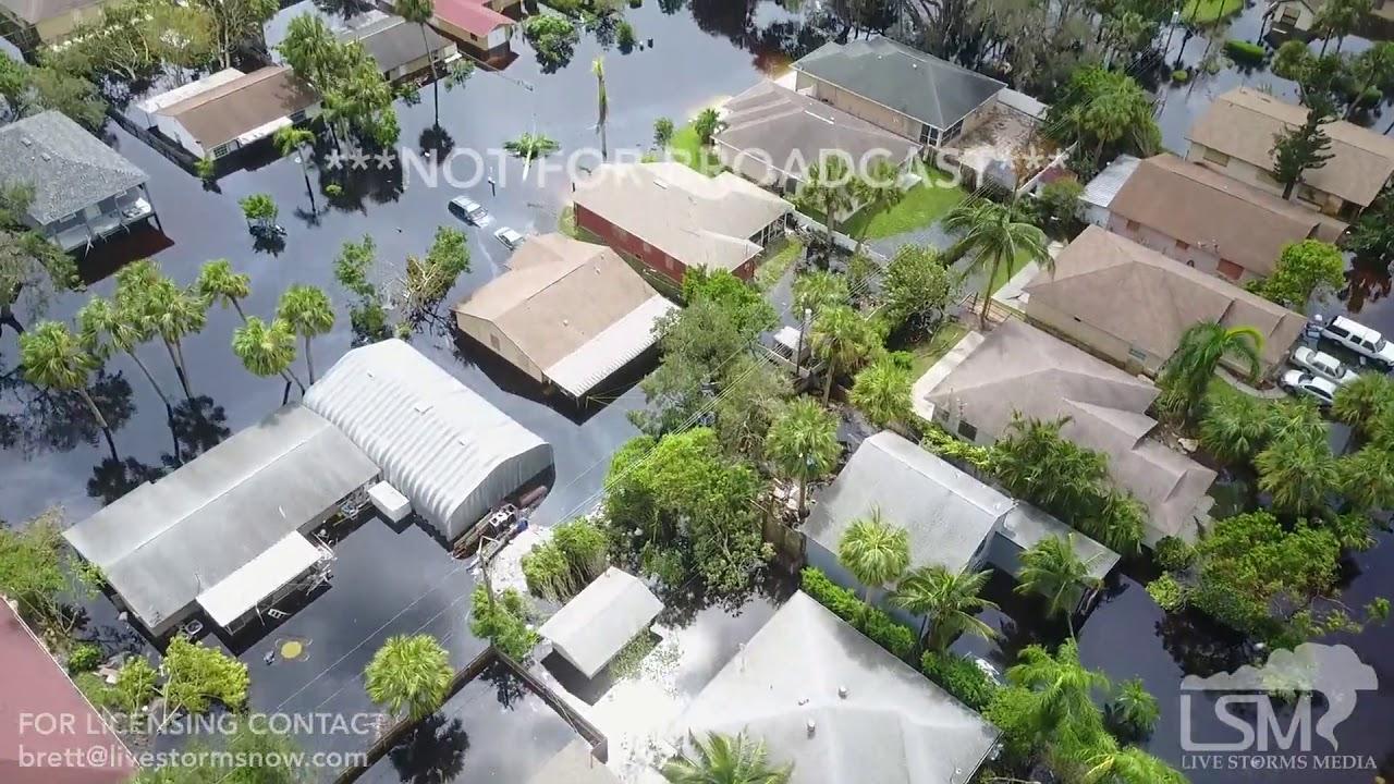 9 13 2017 Bonita Springs Fl Hurricane Irma Significant