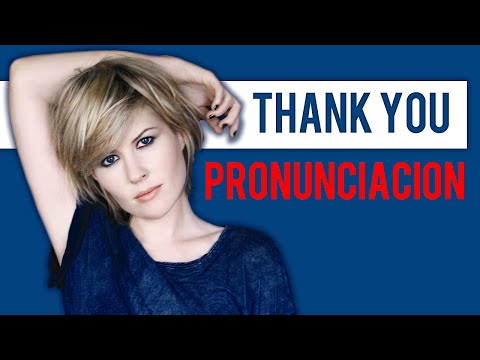 Dido - Thank You Pronunciacion