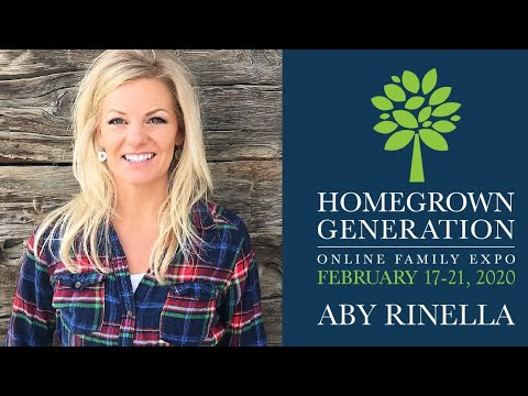 Why Homeschooling Matters – Getting To The Heart Of Homeschooling, With Aby Rinella